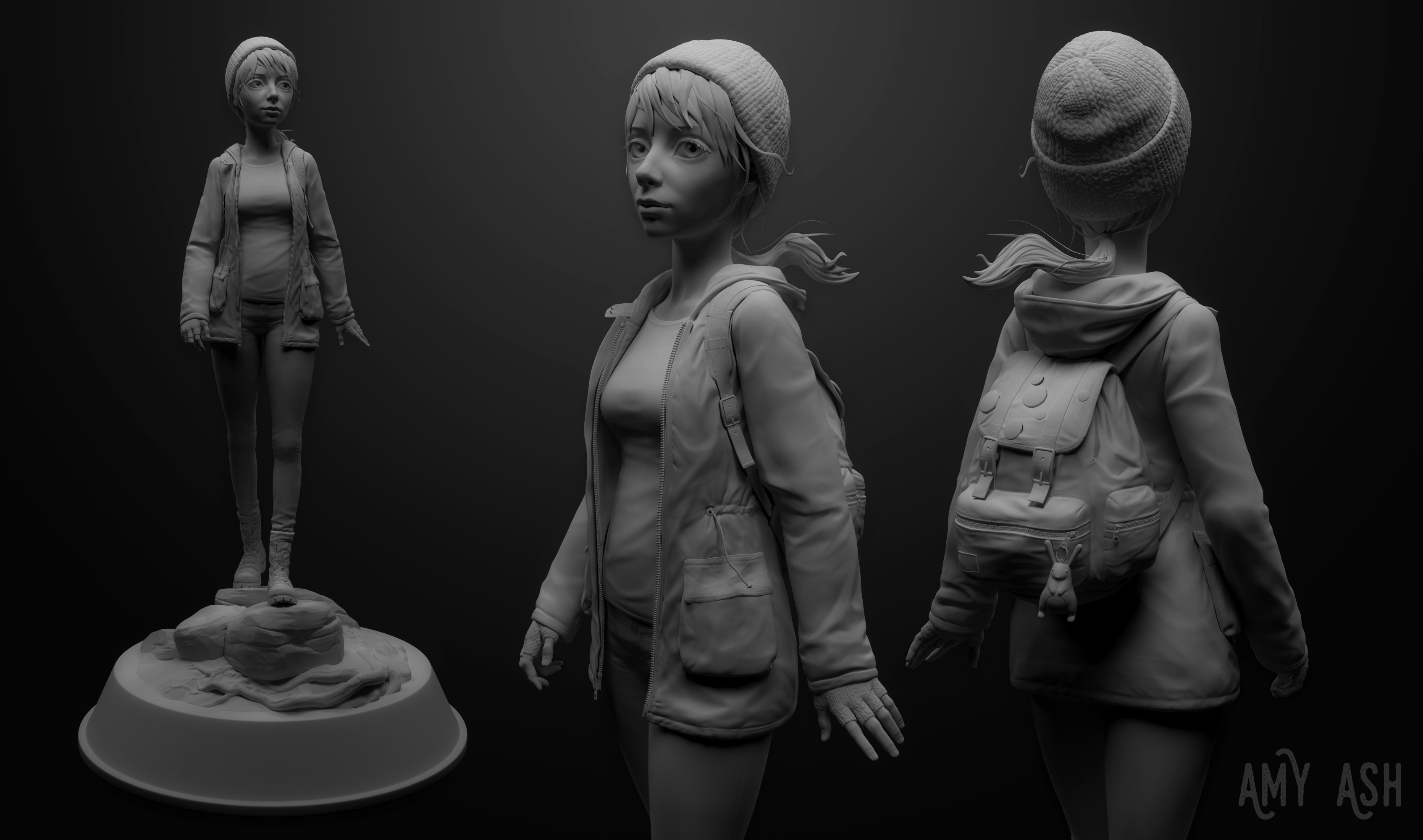 Character Modeling 01