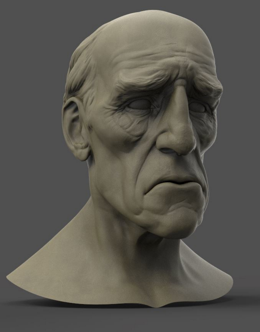 Character Modeling 04