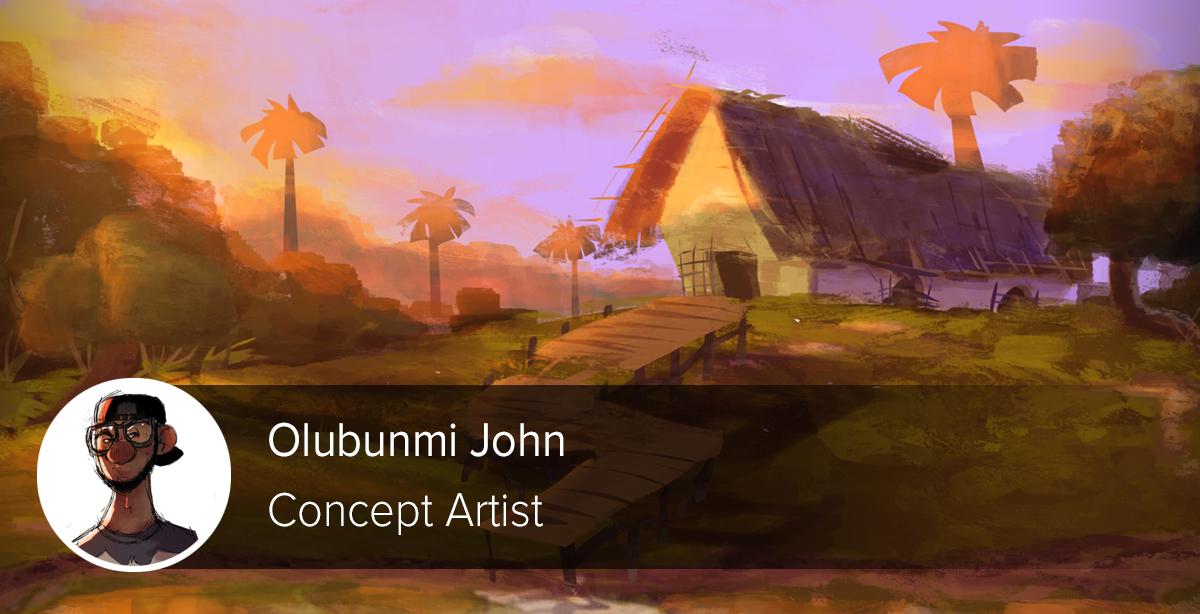 Olubunmi John cover image