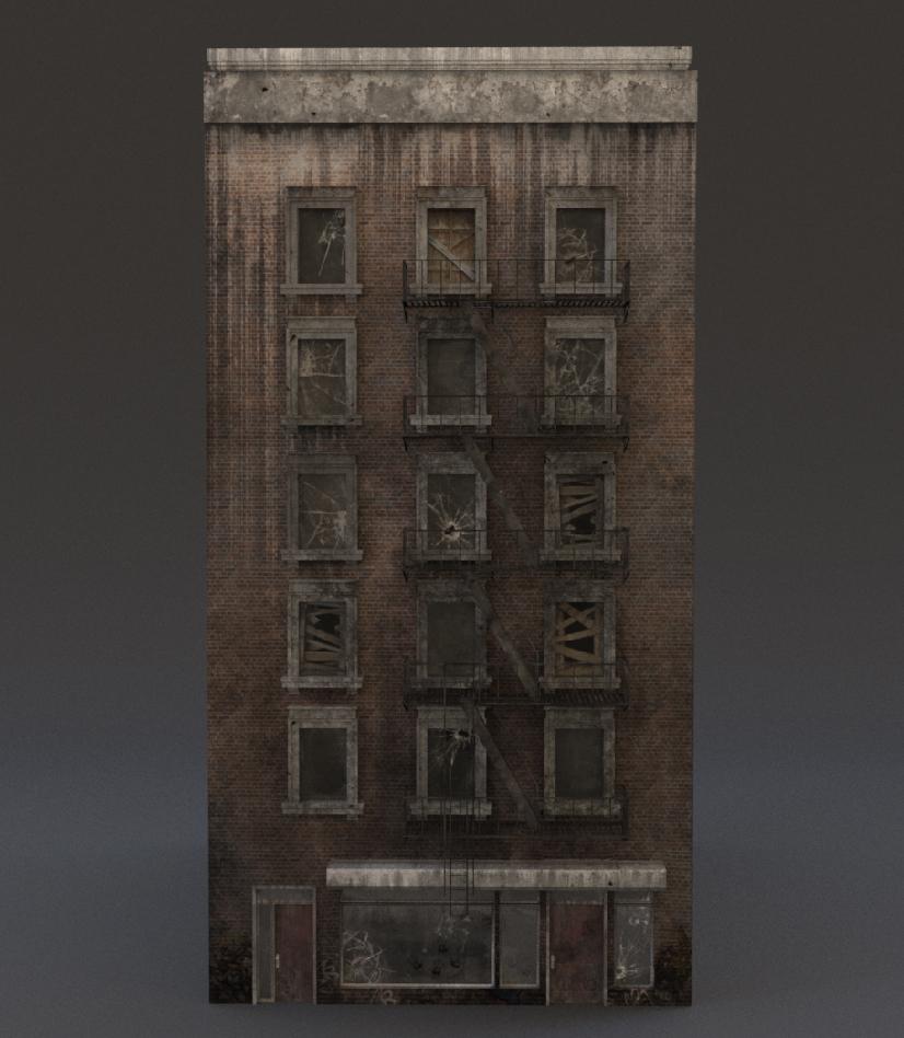 building full