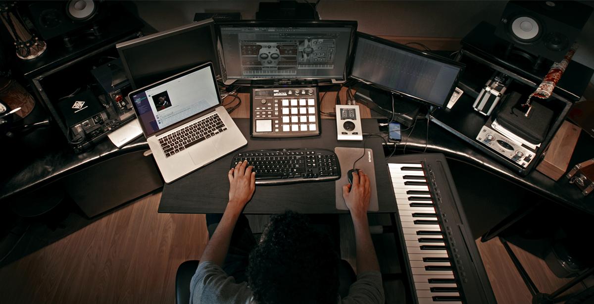 Composing Score Blog