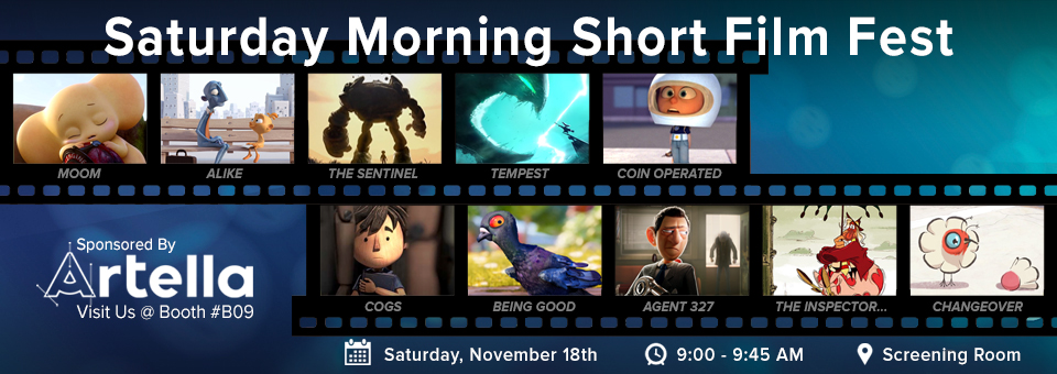 Animated Short Films