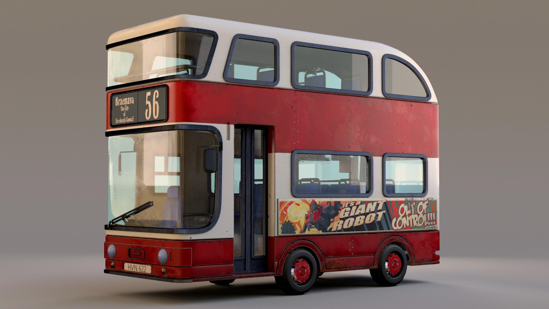 Bus Render
